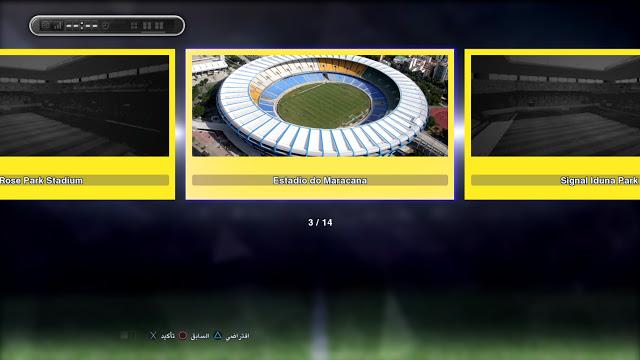 PES 2013 Hano Patch Season 2017/2018