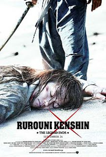 Film Rurouni Kenshin 3 : The Legends End (2014) Subtitle Indonesia