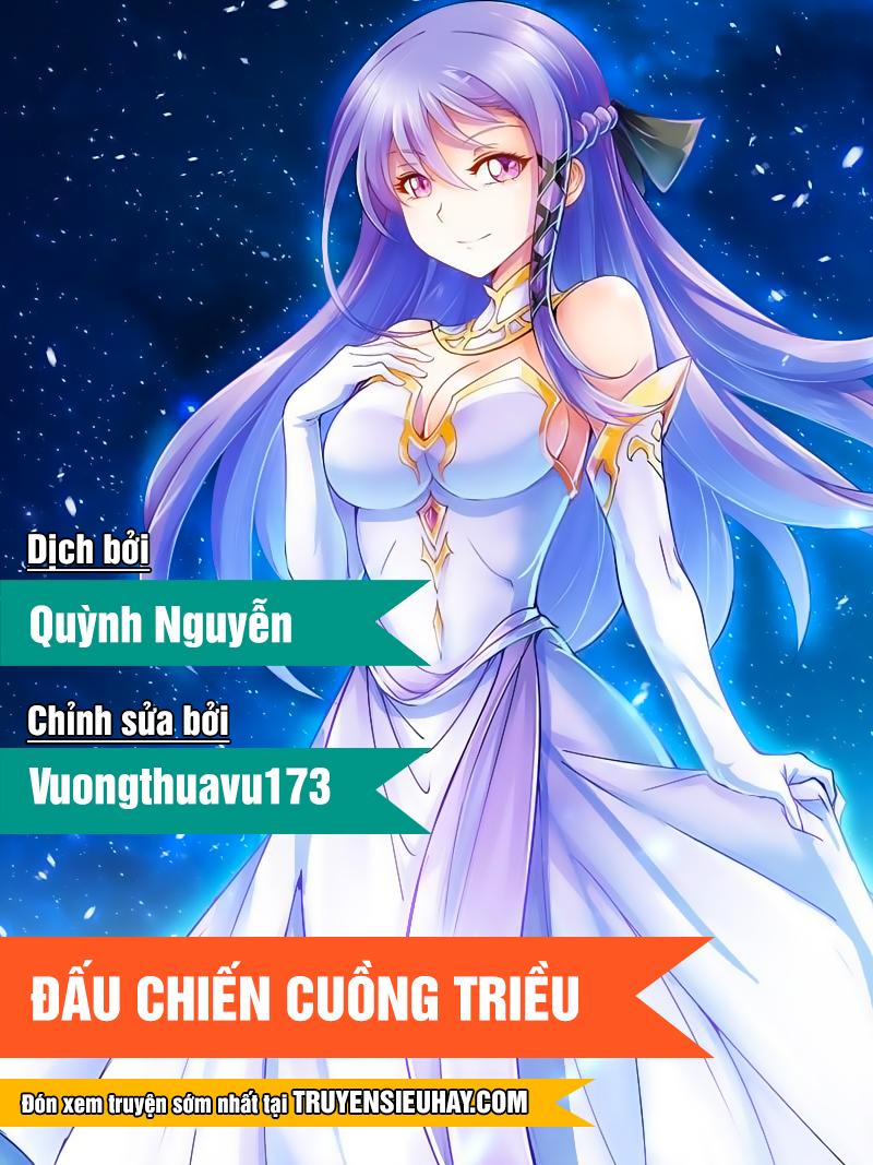Đấu Chiến Cuồng Triều - Chap 24