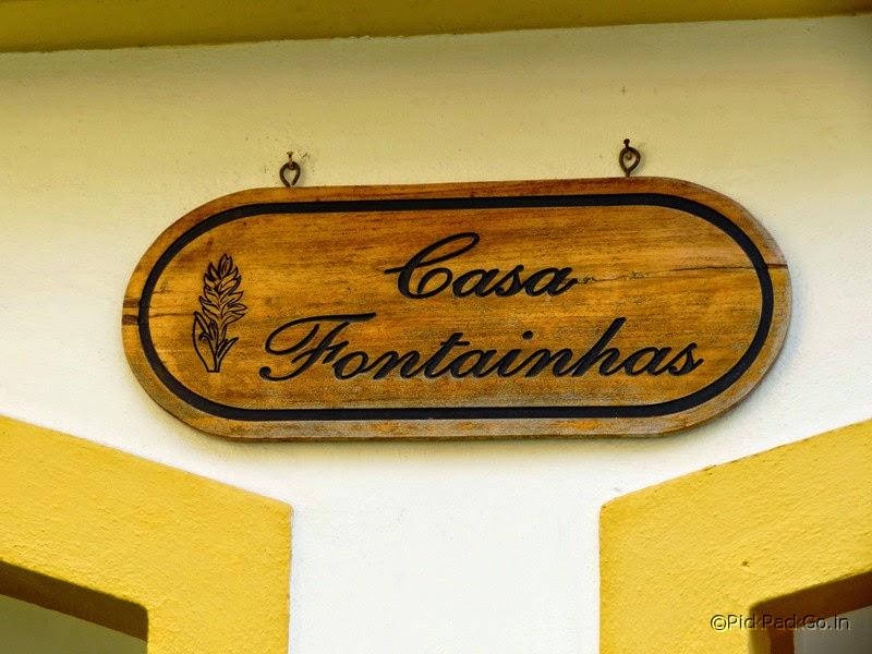 Fontainhas - the picturesque Latin quarter in Goa