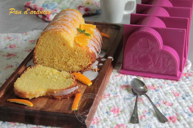 Pan d'arancio | La ricetta del dolce siciliano con l'arancia intera nell'impasto