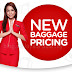 AirAsia Baggage Pricing Increased