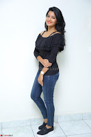 Deepthi Shetty looks super cute in off shoulder top and jeans ~  Exclusive 97.JPG