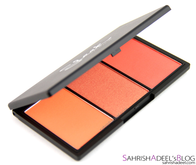 Sleek Makeup Blush by 3 in Lace - Review & Swatches