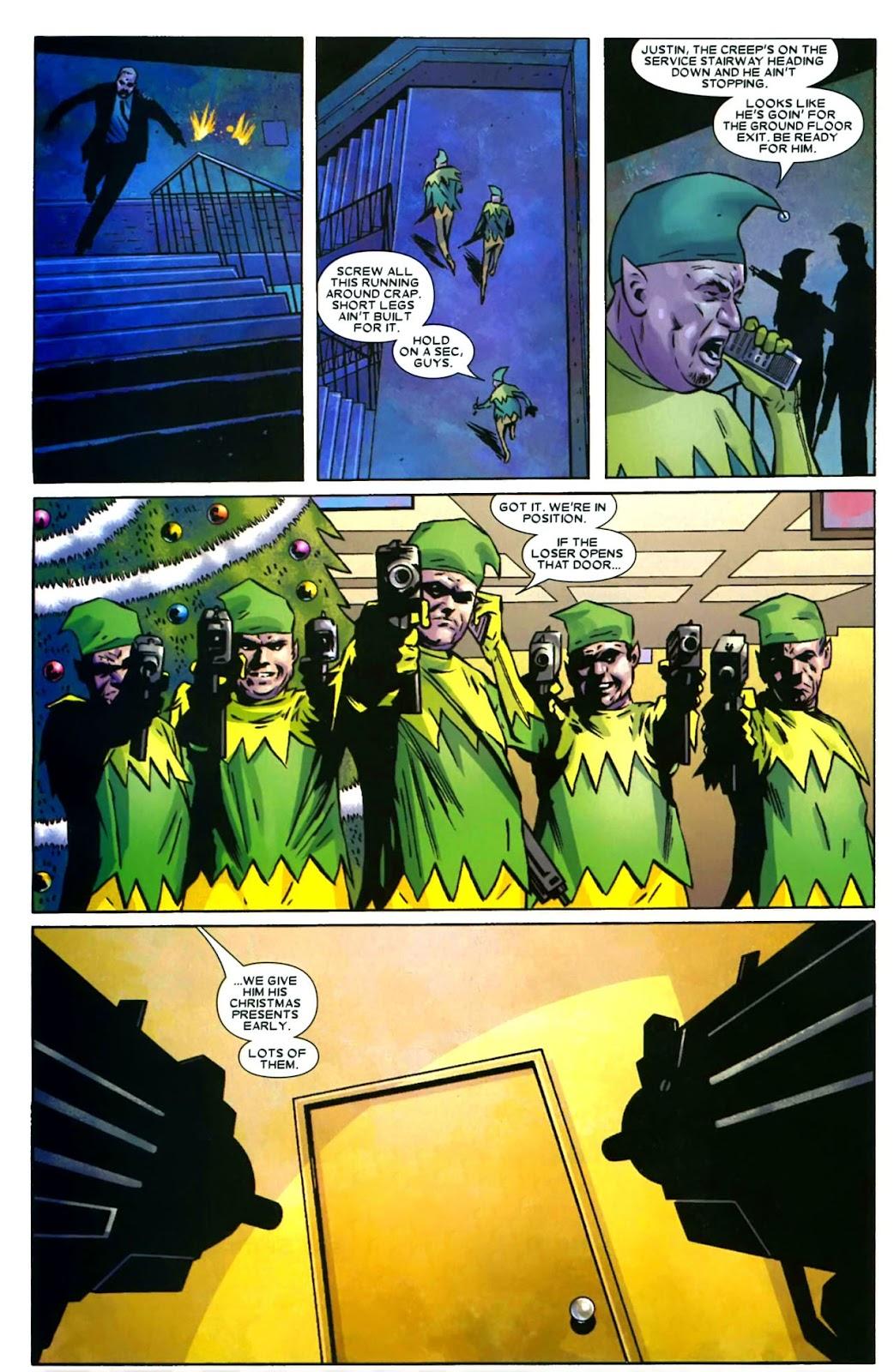 Read online Wolverine (2003) comic -  Issue #49 - 13