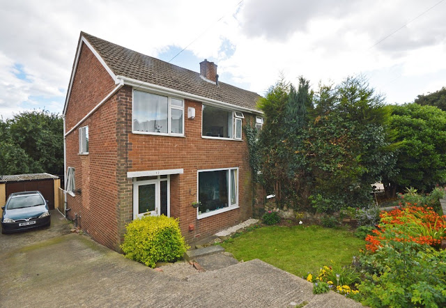 This Is Wakefield Property - 3 bed semi-detached house for sale Manor Rise, Walton, Wakefield WF2