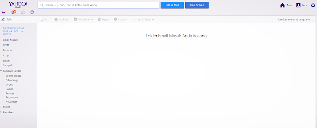 dasboard email yahoo