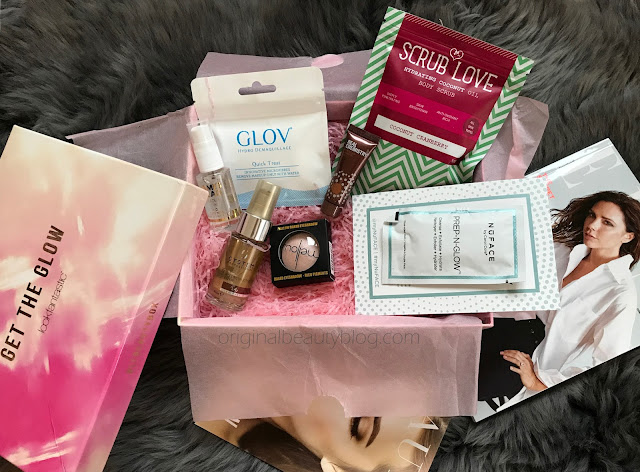 Lookfantastic Beauty Box May 2017 - Get The Glow