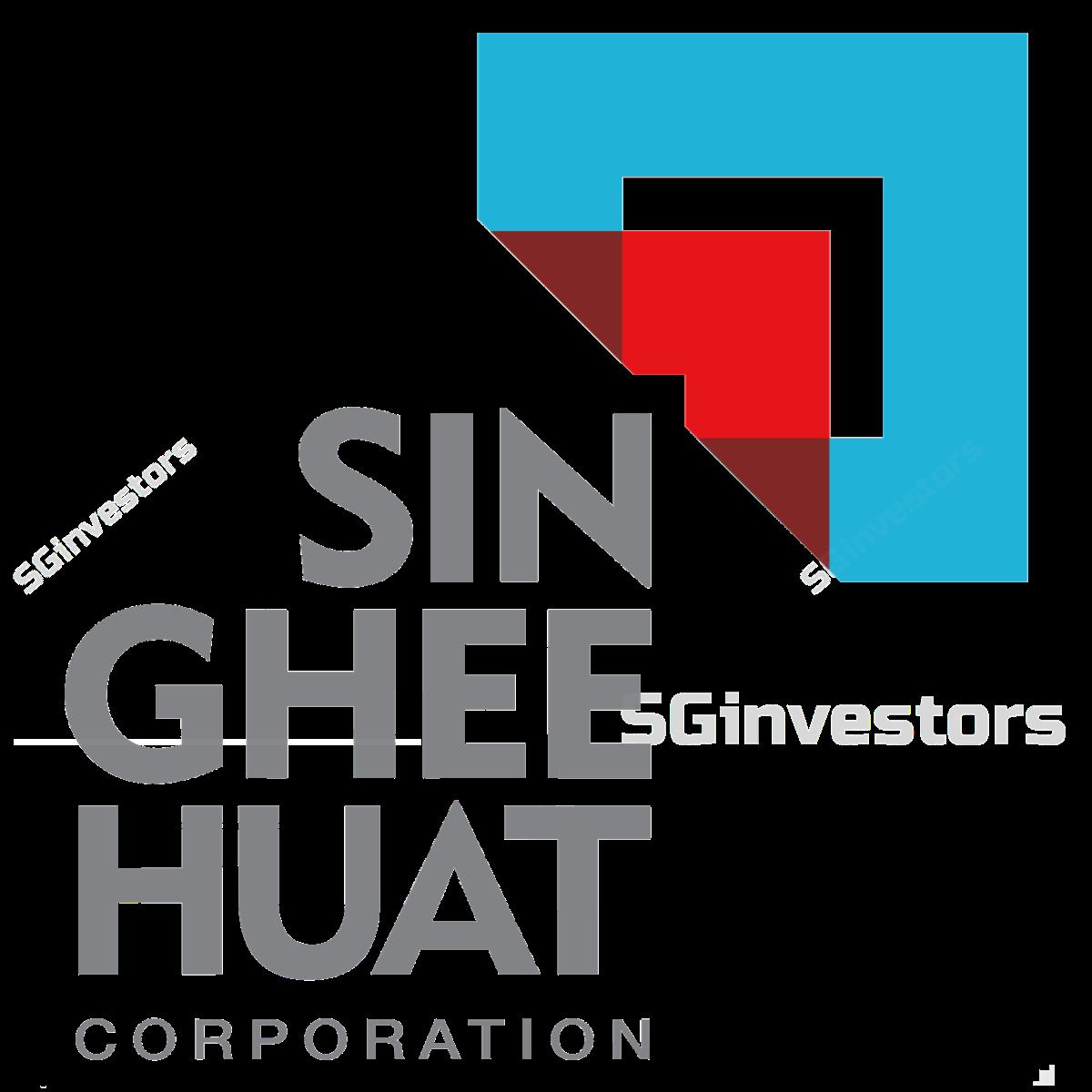 SIN GHEE HUAT CORPORATION LTD. (SGX:B7K) @ SGinvestors.io