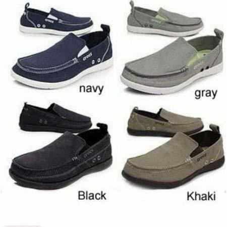 Sepatu Sandal Crocs Cowok Pusat Grosir