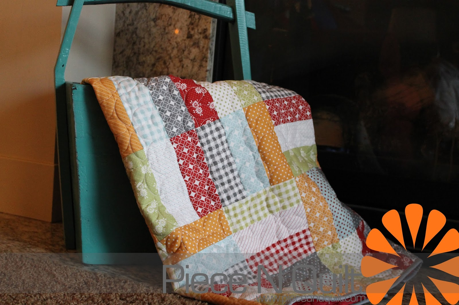 Piece N Quilt Jelly Roll Jam With Fat Quarter Shop