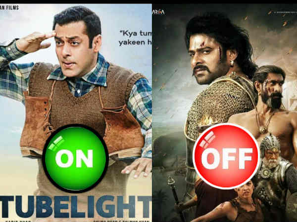 Tubelight Movie Vs Bahubali