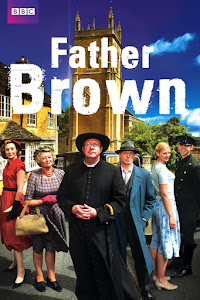 Father Brown Poster