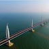 China Completes World's Longest Sea Bridge
