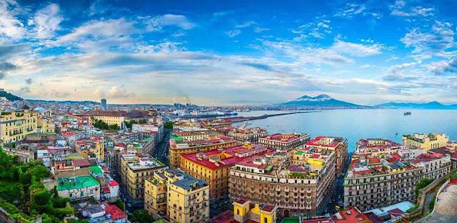 Roteiro de viagem em Nápoles