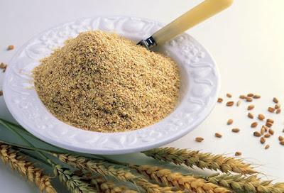 Cách trị tàn nhang tại nhà với mầm lúa mì