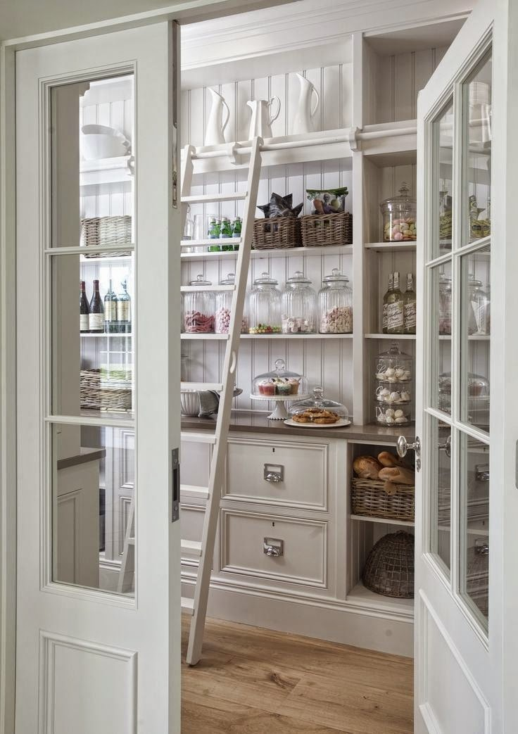 Ciao newport beach a pantry made in heaven for Butlers kitchen designs