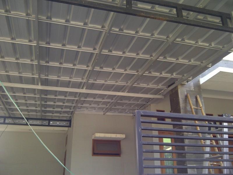 Harga Atap Baja Ringan Ngawi Distributor Supplier Spandek Per Meter M2 Terpasang