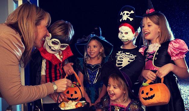 Halloween dulce o travesura