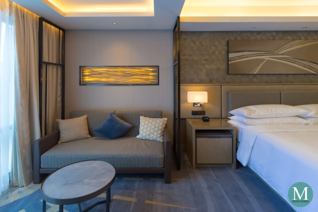 Hilton Manila Guest Room