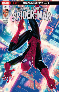 "Joe Quinones dibujará ""Peter Parker: The Spectacular Spider-Man"""