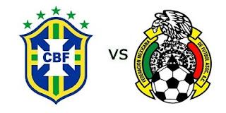 Brasil vs México: Horarios y alineaciones – 19 de junio de 2013
