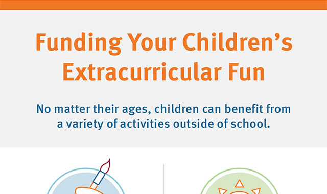 Funding Your Children's Extracurricular Fun