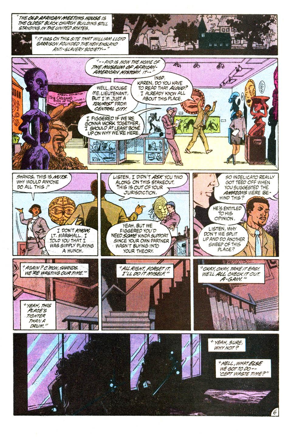 Read online Wonder Woman (1987) comic -  Issue #54 - 7