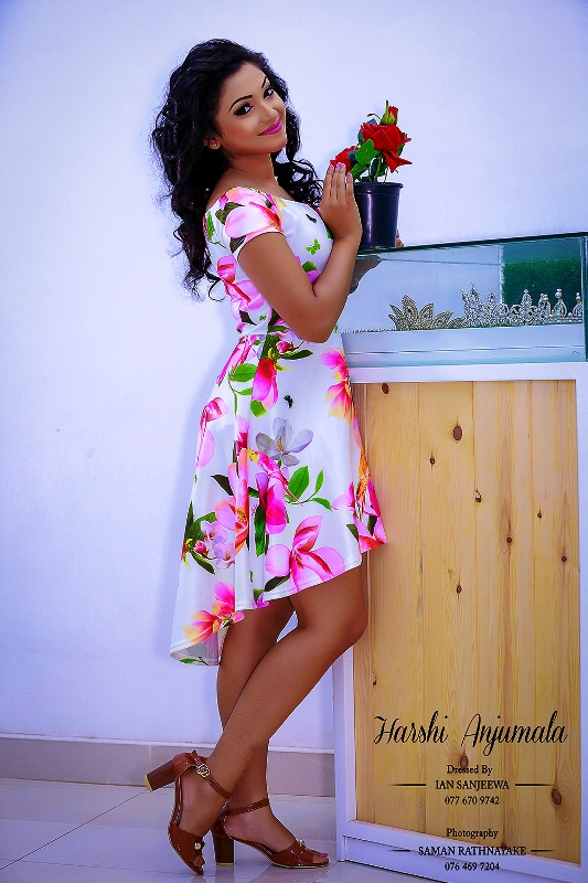 Harshi Anjumala Pictures