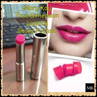 mary Kay True Dimension lipstik