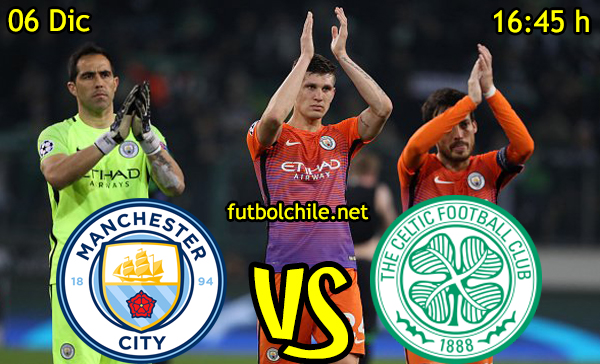 Ver stream hd youtube facebook movil android ios iphone table ipad windows mac linux resultado en vivo, online: Manchester City vs Celtic