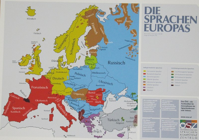 sprachliche karte von europa indo european languages map. Black Bedroom Furniture Sets. Home Design Ideas