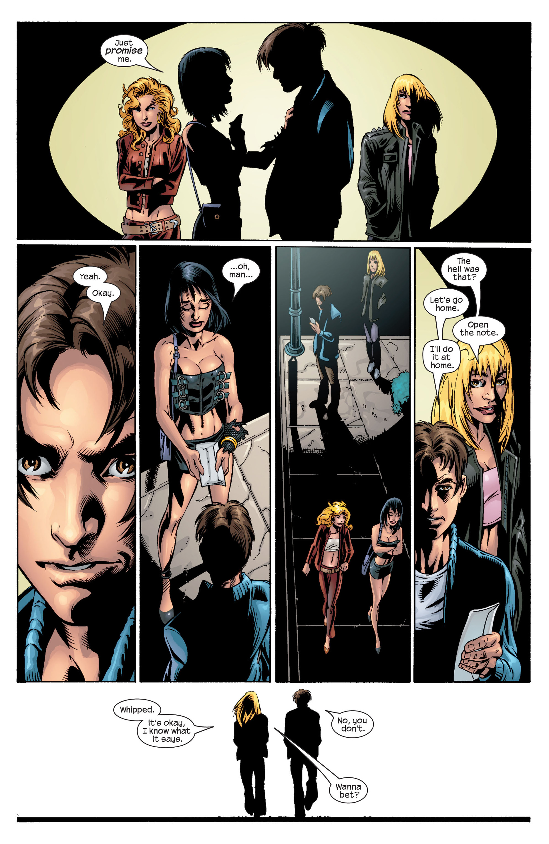 Read online Ultimate Spider-Man (2000) comic -  Issue #41 - 12