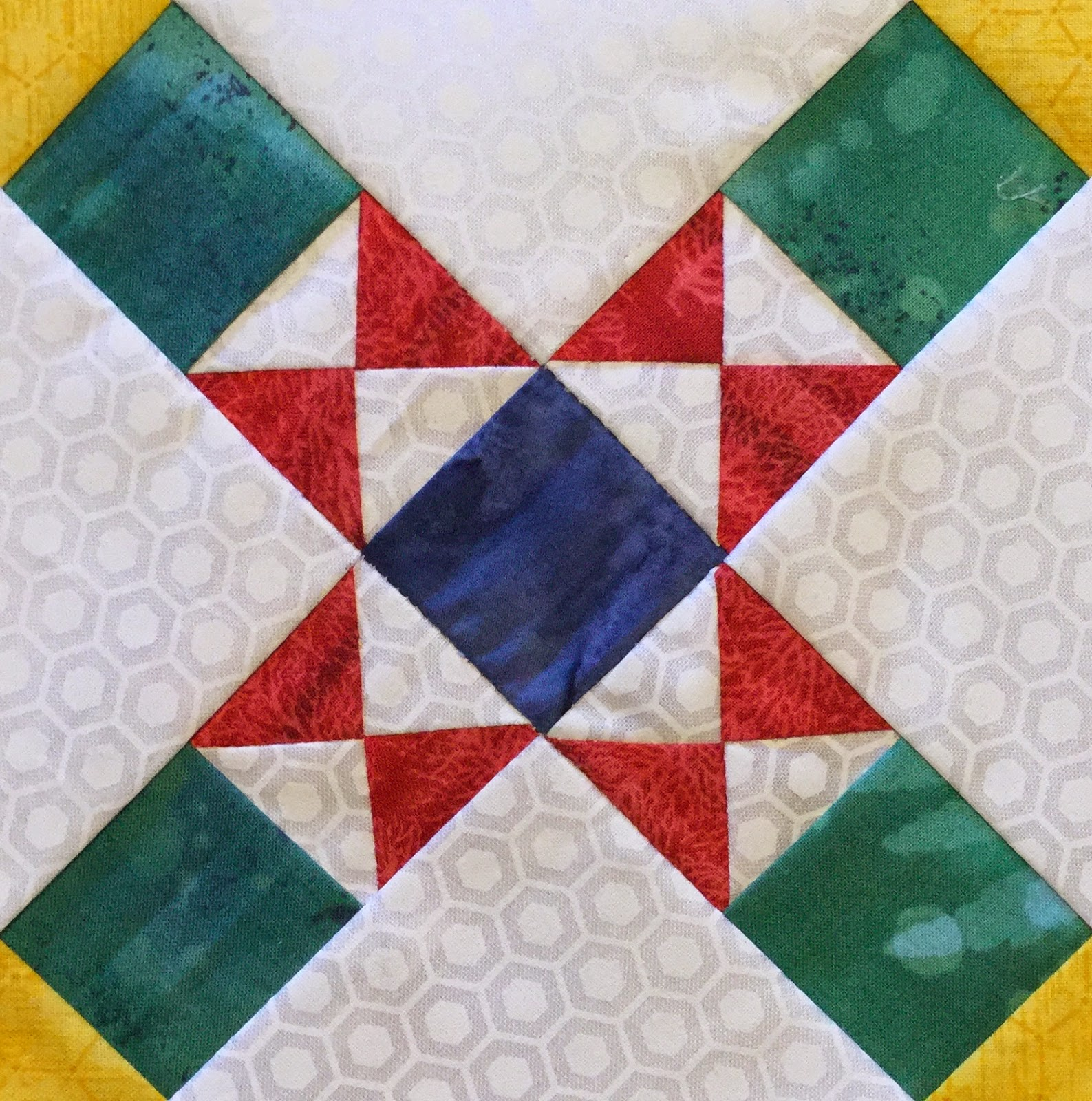 Hand Made Karma Farmer S Wife Quilt Along Block Index