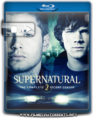 Supernatural 2ª Temporada Completa Torrent