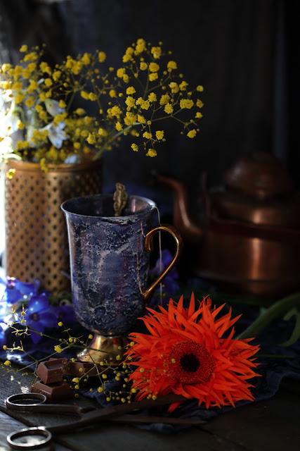 teemuki, asetelma, still life, flowers, gerbera