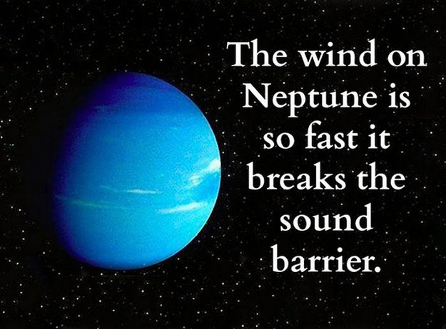 facts scientific amazing unbelievable science fact neptune interesting fun space cool planet awesome weird info things know uranus wind astronomy