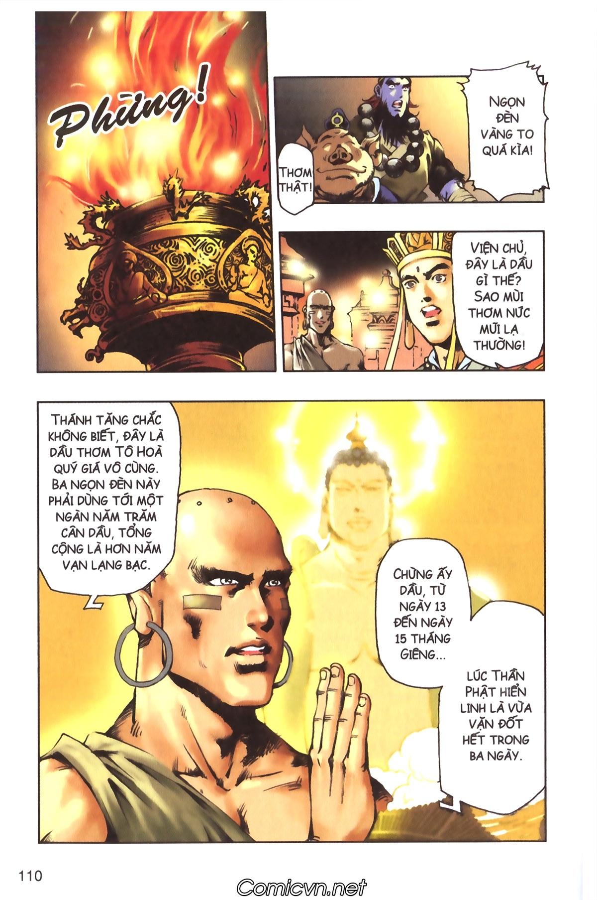 Tây Du Ký màu - Chapter 126 - Pic 21