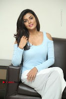 Anisha Ambrose Latest Pos Skirt at Fashion Designer Son of Ladies Tailor Movie Interview .COM 1202.JPG