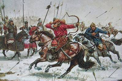 Misteri Makam Jenghis Khan Yang tersembunyi Sampai Saat Ini