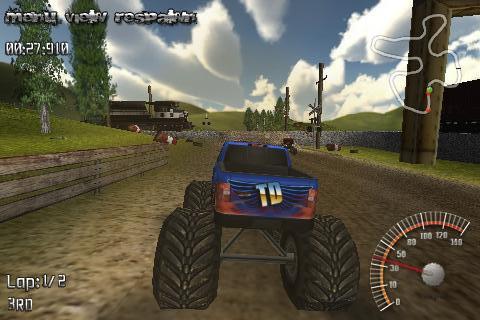 Monster Truck Rally v1.0.7 APK