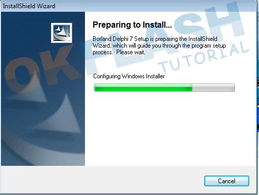 Cara Install Delphi 7 pada windows 7 - Okflash Tutorial