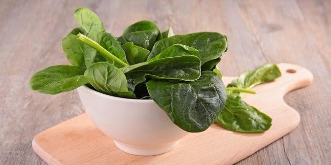 Bayam ialah sayuran yg tak asing lagi bagi kita Manfaat Daun Bayam untuk Rambut dan Kecantikan