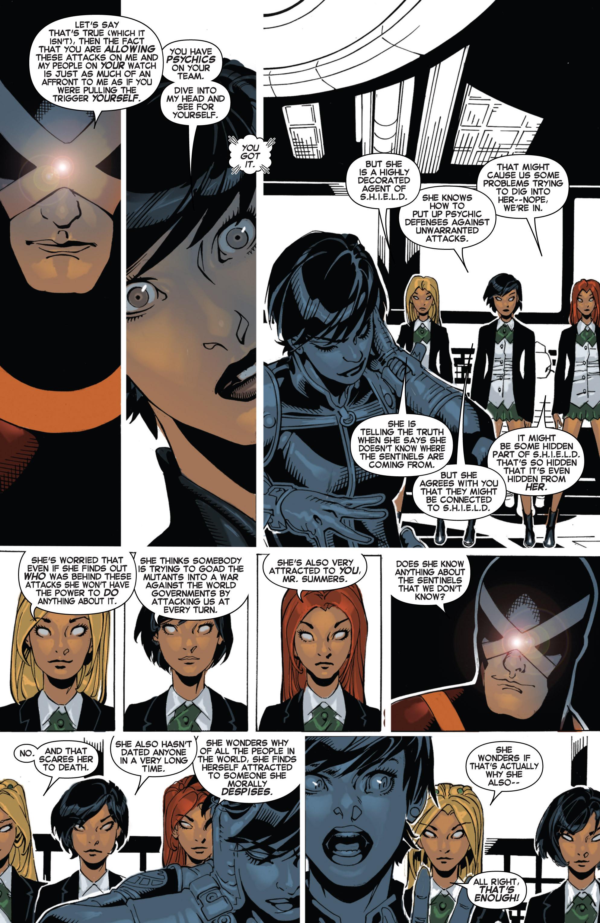 Read online Uncanny X-Men (2013) comic -  Issue # _TPB 4 - vs. S.H.I.E.L.D - 26