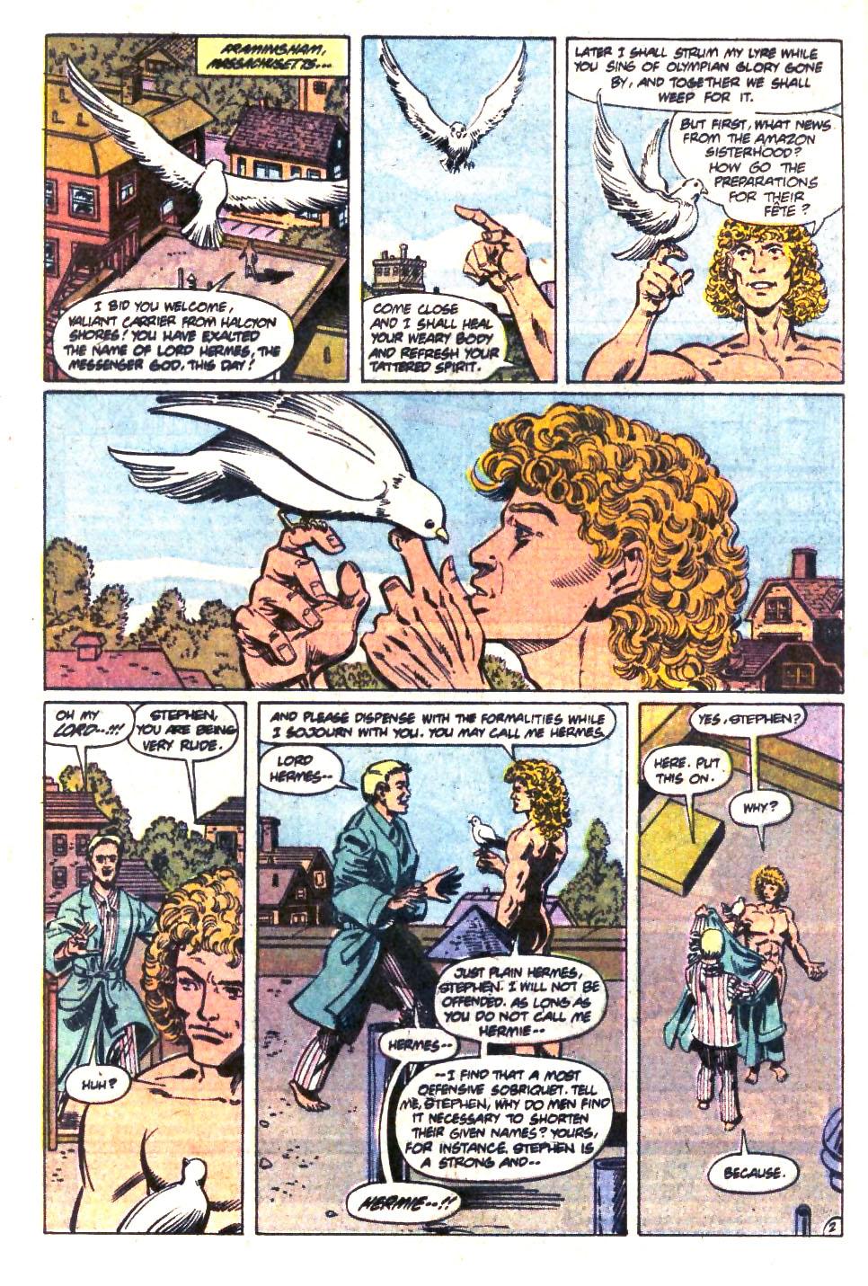 Read online Wonder Woman (1987) comic -  Issue #36 - 3