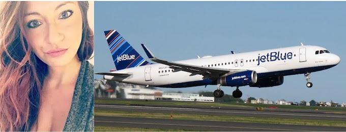 Acusan una mujer por armar rebú borracha en vuelo de Jet Blue desde Puerto Plata a Nueva York