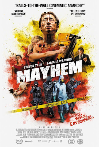 Mayhem (Web-DL 720p Ingles Subtitulada) (2017)