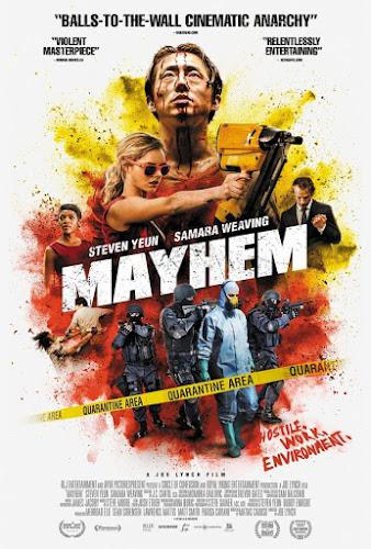 Mayhem (Web-DL 720p Ingles Subtitulada) (2017)