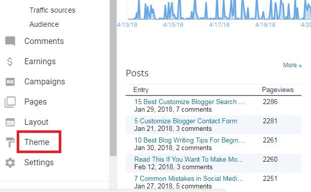 Blogger Comment Box