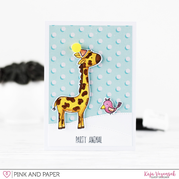 Card kit | Pink and paper